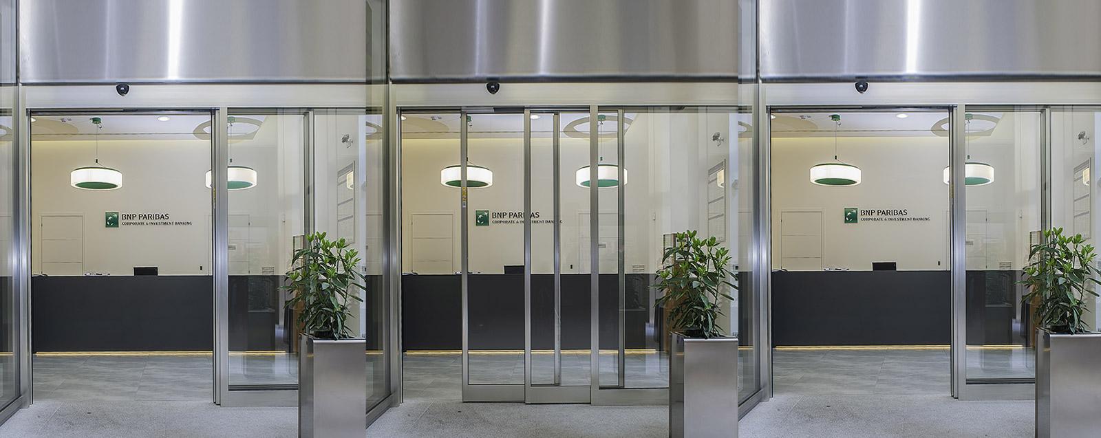 Telescopic Automatic Doors & PONZI | Porte automatiche ospedaliere e per centri commerciali Pezcame.Com